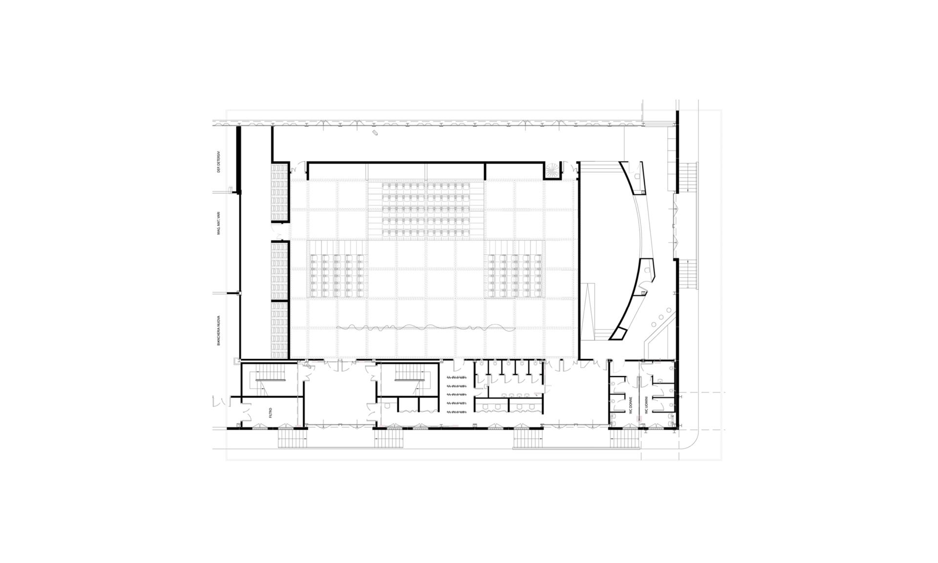 contatto - un teatro nel carcere - Lecce