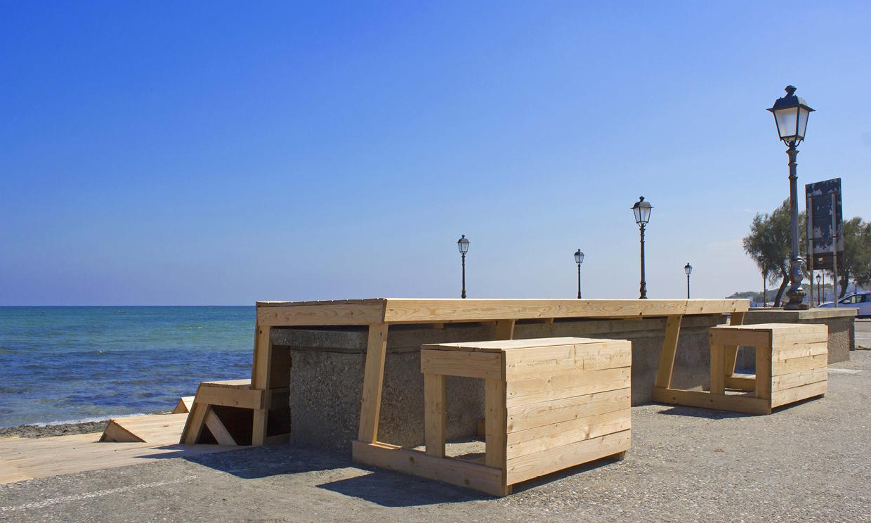 installazione - ONDEsea - San Cataldo, Lecce