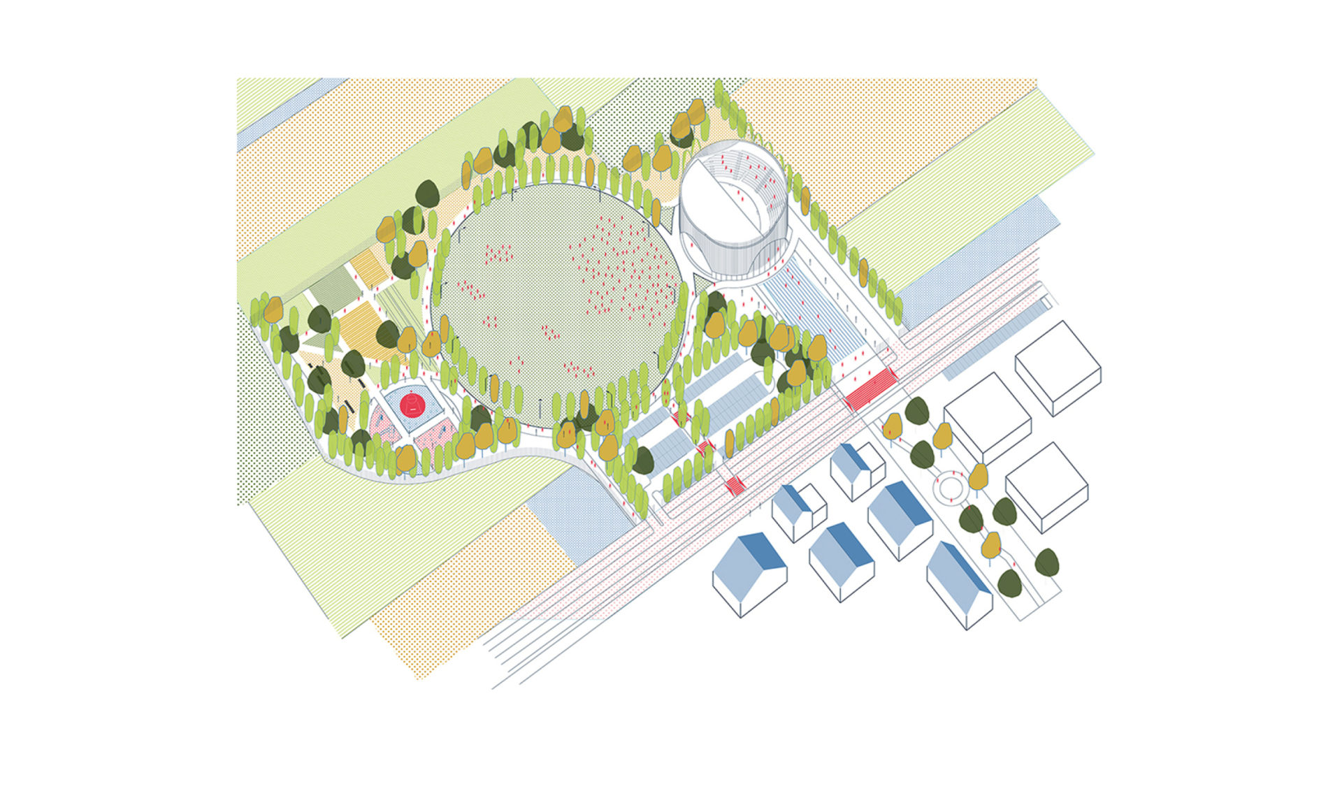un nuovo teatro, un nuovo parco - Albignasego
