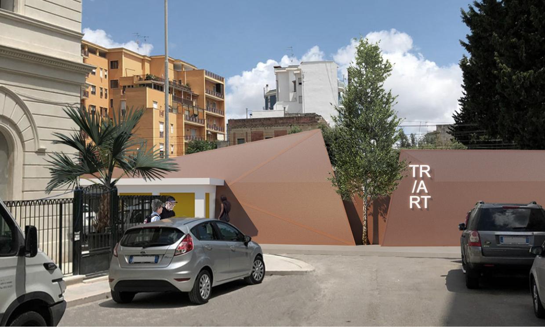 TR/ART - INNESTI URBANI - Lecce