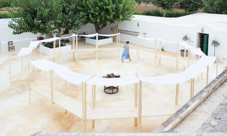 tavolo modulare - 1x16