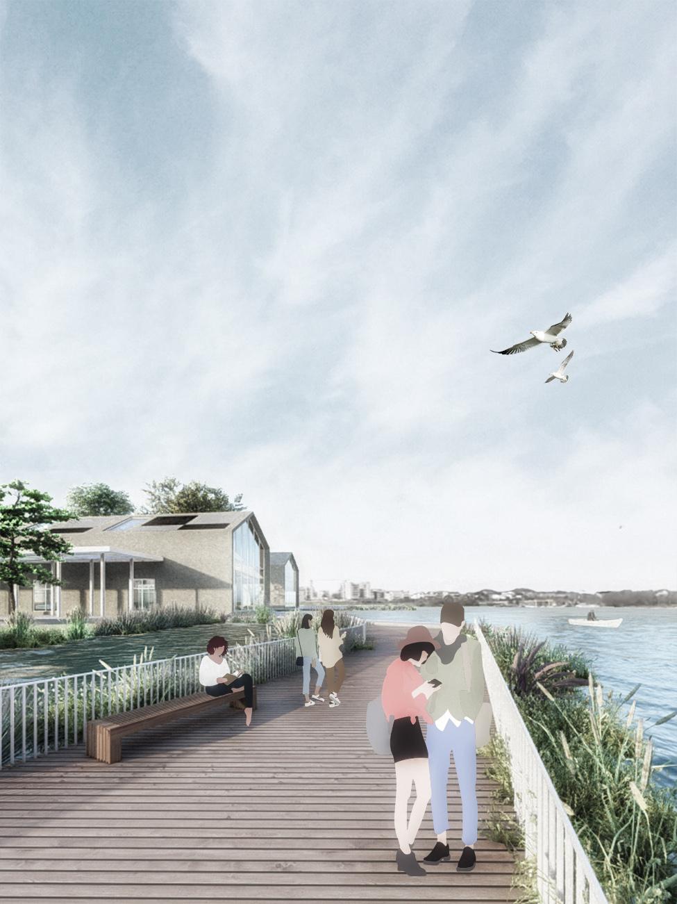 TARANTO OASI URBANA _ Waterfront